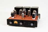 ICON AUDIO Stereo 40 MkIII KT88 m Amplificatore INTEGRATO A VALVOLE Verstärker