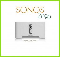 SONOS Zone Player 90 Riceiver trasmission Wireless  pre ZP90 PC MAC
