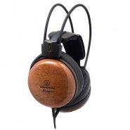 AUDIO-TECHNICA ATH-W1000Z HIDDEN DYNAMIC HEAVY HI FI PROFESSIONAL natural wood teak  stereo20000.it