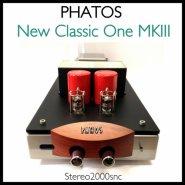 PATHOS CLASSIC ONE NEW MKIII AMPLIFICATORE ibrido 70 watts