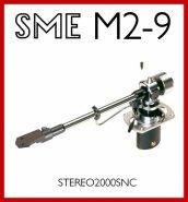 SME M2-9 BRACCIO canna dritta in acciaio inossidabile TONEARMS