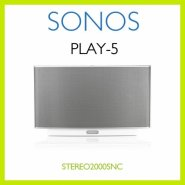 SONOS PLAY-5 SPEAKERS SYSTEM HiFi wireless streaming