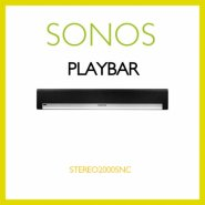 SONOS PLAYBAR musica streaming wireless collegamento TV HD