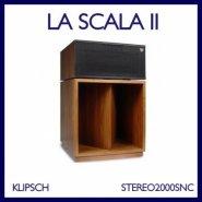 KLIPSCH LA SCALA II speakers hi fi