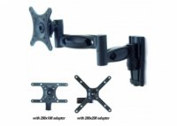 G&BL 6216 Two arm bracket for Wall Mount LCD Monitor / TFT Monitor