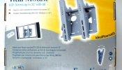 """G&BL Staffe fissaggio a Muro per TV LCD/LED 32"""""""