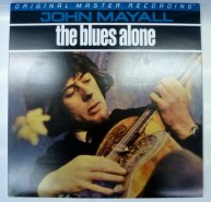 JOHN MAYALL The blues alone - MFSL 1 246 M/M - LIMITED EDITION COPIA 0863 ORIGINAL MASTER 200 GR