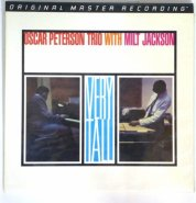 OSCAR PETERSON TRIO Very tall - MFSL 1 243 M/M - LIMITED EDITION COPIA 2976