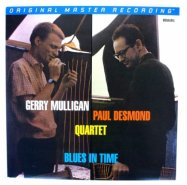 GERRY MULLIGAN Paul Desmond blues in time - MFSL 1-241 M/M - LIMITED EDITION COPIA 1635