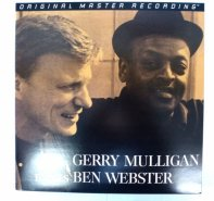 GERRY MULLIGAN MEETS BEN WEBSTER - MFSL 1-234 M/M - LIMITED EDITION COPIA 1476