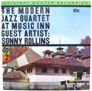 THE MODERN JAZZ QUARTET WHIT SONNY ROLLINS AT MUSIC INN - MFSL 1-228 M/M - LIMITED ED. COPIA 2170