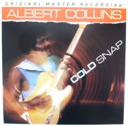 ALBERT COLLINS COLD SNAP - MFSL 1-226 M/M - LIMITED EDITION COPIA 1038
