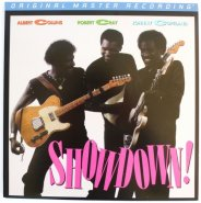 ALBERT COLLIINS,ROBRT CRAY,COPLAND - SNOWDOWN - MFSL 1-214 M/M - LIMITED EDITION COPIA 3218