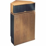KLIPSCH KLIPSCHORN OAK RAW speakers hi fi WALNUT BLACK