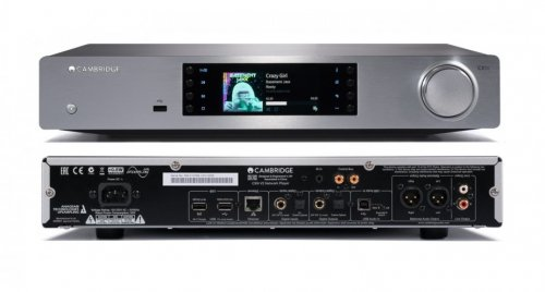 CAMBRIDGE AUDIO CXN V2 LETTORE DI RETE network player DAC USB/B ottico coax  HI FI