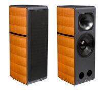 Unison Research MAX 1 speakers hi fi 94db Reflex stereo Speakers