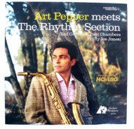 ART PEPPER Meets The Rhythm Section 1957 M/M 180gr Contemporary Records S-7532