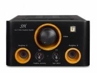 Unison Research SH amplifer hifi cuffia valvole  Dac Classe A USB stereo hifi