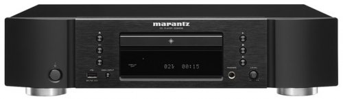 MARANTZ CD 6006 player CD DAC USB ampififer headphon CDPLAYER BLACK