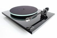 REGA  PLANAR 2 NEW Turntable HI FI ARM RB220 HEAD CARBON
