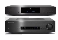 CAMBRIDGE AMPLIFICATORE SILVER