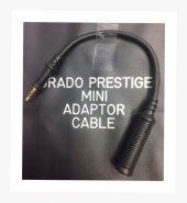GRADO PRESTIGE CABLE MINI JACK 3.5 ADAPTER AND LEFT 6.3