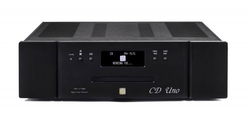 UNISON RESEARCH UNICO CD UNO CD PLAYER 2 TUBES BLUETOOTH USB WIRELESS STREAMING