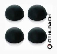 OEHLBACH 55135 4 PIECES RESISTANT ASSEMBLY support legs ANTIVIBRATION