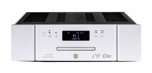 UNISON RESEARCH UNICO CD UNO lettore CD DAC,Bluetooth, USB, toslimk, Valvole