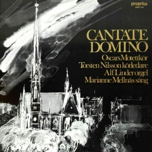 CANTATE DOMINO  PROP 7762 PROPRIUS AUDIOPHILE 180gr N/M