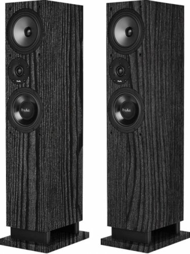 PROAC RESPONSE DT8 speakers hifi Maple and Oak