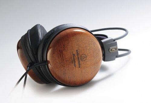 AUDIO TECHNICA ATH A1000Z ART MONITOR ROSSO CUFFIA CHIUSA Headphones