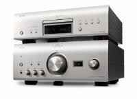 DENON PMA 2500 NE amplifcatore con DENON DCD 2500 NE lettore cd