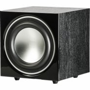 DALI E-9F D/E SUBWOOFER NERO Black
