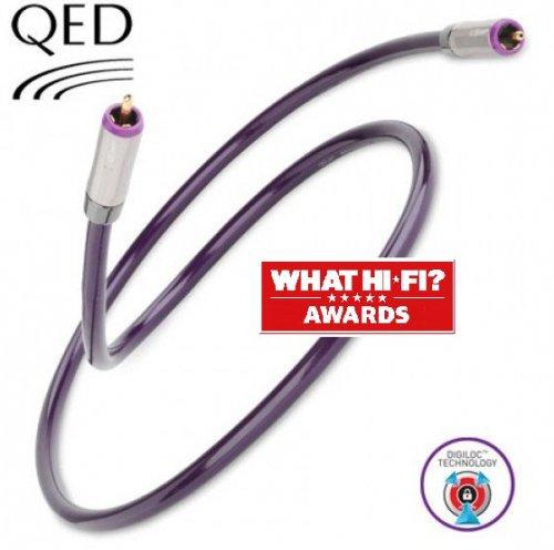 QED REFERENCE DIGITAL AUDIO 40 CAVO COASSIALE DA 1.0 m.