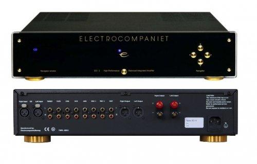 ELECTROCOMPANIENT CLASSIC ECI 3 AMPLIFICATORE INTEGRATO Usato di Qualita Garanzia stereo2000