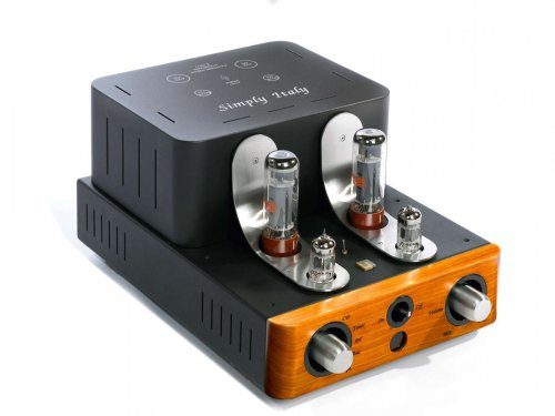 UNISON RESEARCH SIMPLY ITALY AMPLIFER TUBES