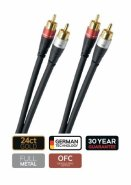 OEHLBACH EXCELLENCE AUDIO LINK CAVO RCA RCA 33142 lunghezza 100cm