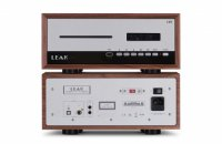 LEAK CDT LETTORE CD HIFI USB/b WAV MP3 AAC WMA Walnut(meccanica)