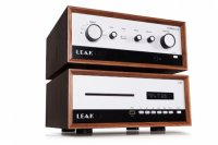 LEAK STUDIO 130 AMPLIFICATORE + CDT IMPIANTO STEREO HIFI BLUETOOTH PHONO MM CUFFIA WALNUT