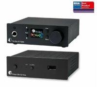 Pro-Ject Pre Box S2 Digital Preamplificatore + Stream box S2 Ultra +telecomando