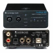 CONVERTITORE CAMBRIDGE Audio DacMAgic 100 Wolfson WM8740a DAC MAGIc